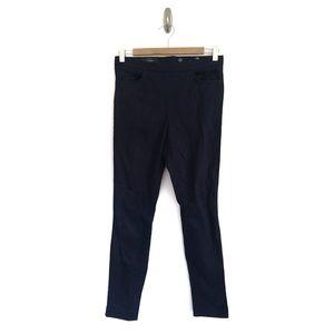 J. Crew 2 Dannie Skinny Navy Blue Pants